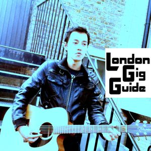 #LondonGigGuide with Tom Du Croz - 13-20 May -- @z1radio