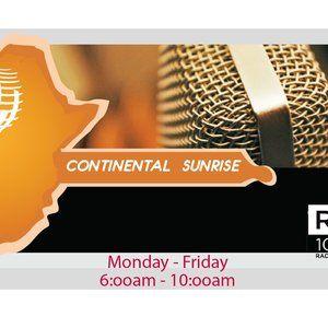 Continental Sunrise - 12 Nov 2015