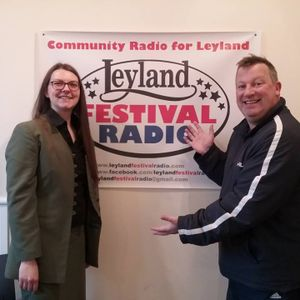 Breakfast with Phil Gough 22 Feb 2017 (guest Katy Bradley of KTB Music)