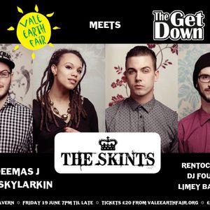 The Skints - Vale Earth Fair Promo Mix - (Reggae, Ska, Roots, Dub)