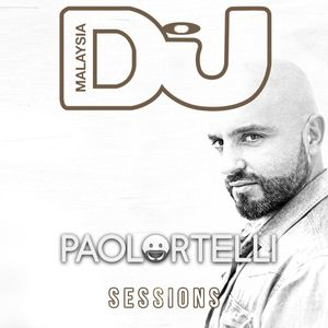 DJ Mag MY Sessions 012 - Paolo Ortelli aka Spankers June Cover Mix