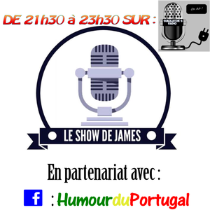 LE SHOW DE JAMES - Replay du 27 Mars 2016