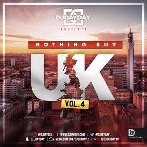 @DJDAYDAY_ / Nothing But UK Vol 4