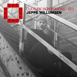 Culture Box Podcast 023 - Jeppe Willumsen