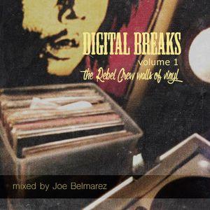 Digital Breaks volume 1 mixed by Joe Belmarez