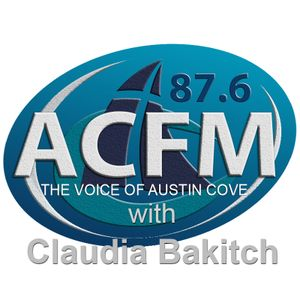 Claudia Bakitch playing Austin Lakes' Best Music Mix of the 70s, 80s, 90s, and Today on ACFM..