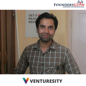 How problems with the traditional hiring process inspired Prashant and others to create Venturesity