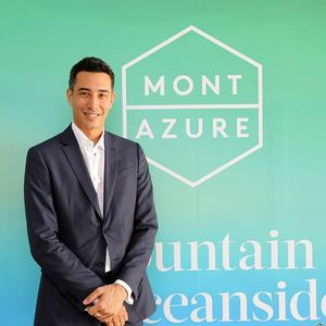 Roland Bleszynski from MontAzure, Kamala is all about sustainable, gentle development on the island