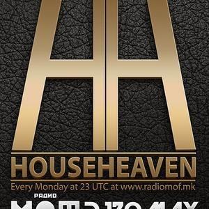DJ ZOMAX - House Heaven episode 90 (www.radiomof.mk)