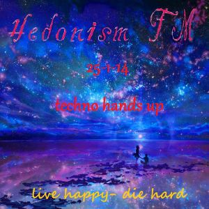 hedonism fm 25-1-14 techno hands up