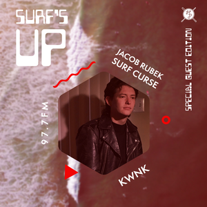 SURF'S UP with Jacob from Surf Curse // Special Guest Edition