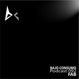 Fab - Bajo Consumo / Podcast092