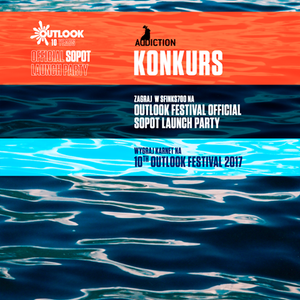 k.o   Konkurs Outlook Festival Sopot Launch