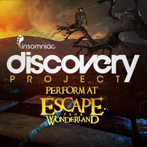 Discovery Project: Escape from Wonderland mixed by Goshfather & Jinco
