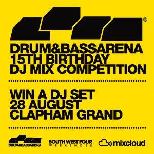 D&BA 15th Birthday Competition.