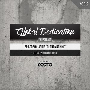 Coone | Global Dedication | Episode 19 | De Tijdmachine special by Q