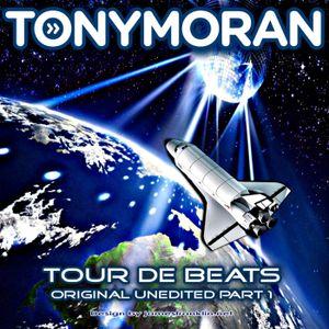 Tour de Beats - Tony Moran - CD 1
