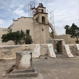 La última iglesia que pisó el cura Hidalgo