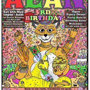 ALAN 3rd Birthday (05/05/12)