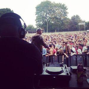 RAndall Live @ ToKyo Dub Fest: Mutiny Stage 2014