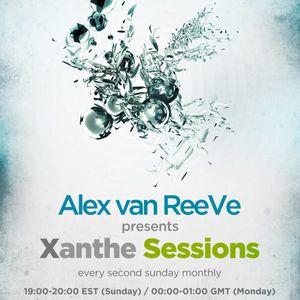 Alex van ReeVe - Xanthe Sessions 021 / AH.FM