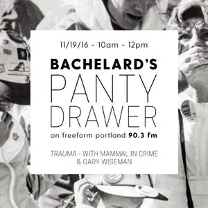 Bachelard's Panty Drawer - With Gary Wiseman