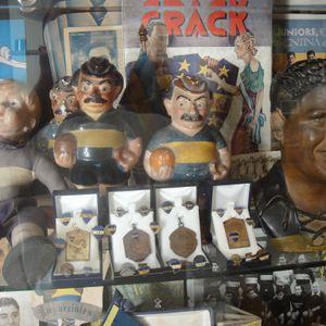 Pablo, el coleccionista de Boca y las estrellas 26-06-2017