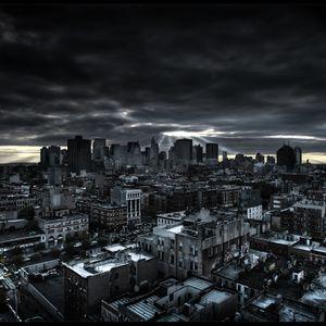 Groovy Dark Night