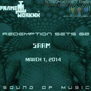 Saam - FRAME WORKXX REDEMPTION SETS 02: March 1, 2014
