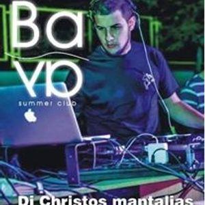 Mantalio - Cut Mix | Baya Summer Club july 2016