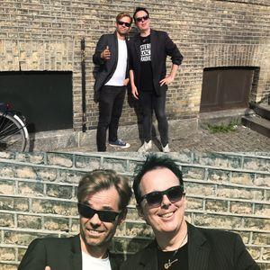 Vesterbro Rock Radio fik en snak med Andreas S Jensen