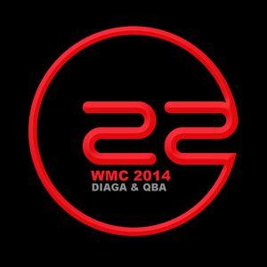 DJ Diaga & QBA Live at DJ Diaga & Friends WMC 2014