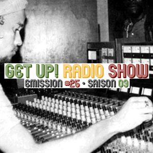 Get Up! Radio Show • S09 • E25