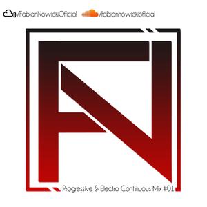 35 Minutes | Progressive & Electro Continuous Mix #01