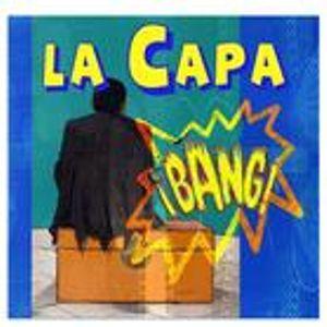 Iztapalabra entrevista a La capa de Backman el día 20 09 2011 por Radio Faro 90.1 FM!!