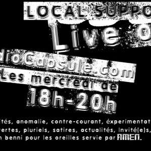 Karl Ferdinand & Co. - Emission de curiosité @ Local Support 2011 12 07