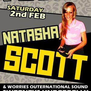 Scotty aka Natasha Scott 45 Selection Reggae Fever.