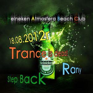 Step Back Live at Heineken Atmosfera beach Club 14.08.2012