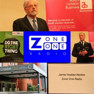 Crime & Business Seminar - Zone One Radio