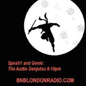 Spesh1 & Genie - The Audio Genjutsu - BNB London 14.03.2016