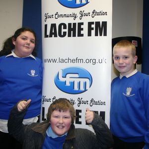 Tom, Cian and Emma on Lache FM - 27th February 2013