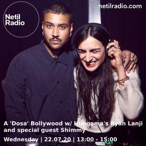 A Dosa Bollywood w/ Ms.Lanji & Shimmy - 22nd July 2020
