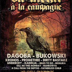 RCV99FM - What's up - 15/09/15 - invités : Mahestrya (Benj+Ben) / Dadabovic (David)