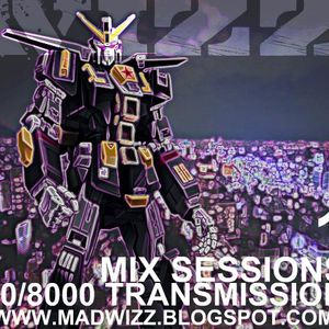 20/8000 Transmission:Mix Sessions Part 1