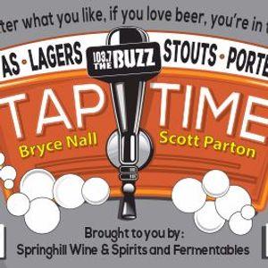 TAP TIME w/BRYCE NALL & SCOTT PARTON (7-11-16)
