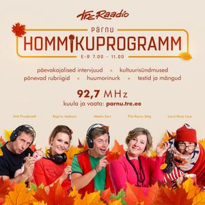 05.09.2019 Kadri Rebane rääkis Pärnu uutest noorsootöö mudelite väljatöötamisest