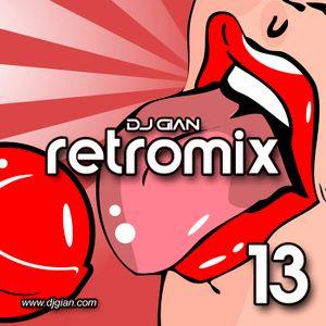 DJ GIAN - RETRO MIX VOL 13