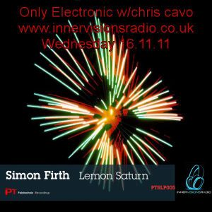 Simon Firth - Innervisions Guest Mix(Productions and Remixes) 16/11/11
