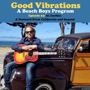 Good Vibrations: Episode 22 — Al Jardine discusses Pet Sounds live with Brian Wilson, Matt Jardine