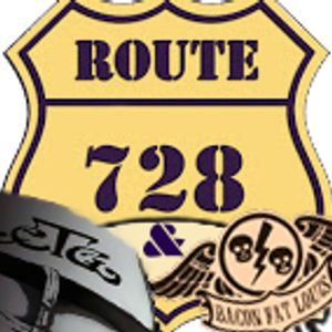 Route728 | May 17th 2014 incl. interview Bacon Fat Louis & collect The guns
